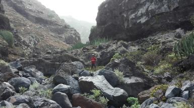La Palma Nobbi und die Schlucht