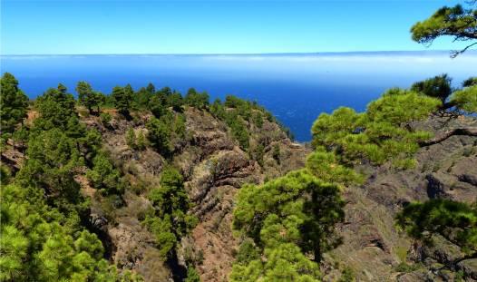 La Palma Nordwesten