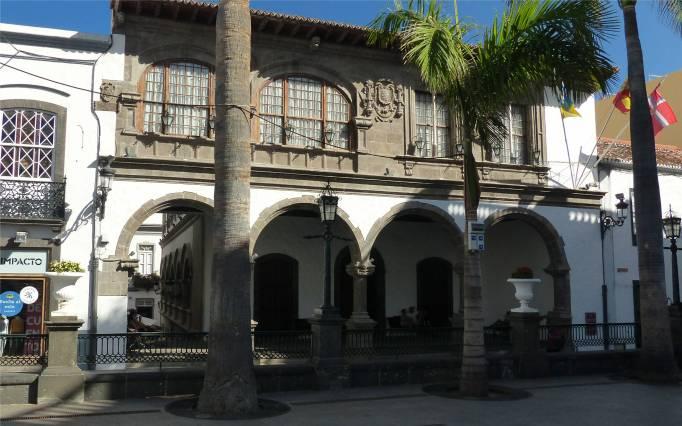 La Palma Santa Cruz
