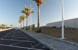 La Palma Tazacorte Parkplatzprobleme