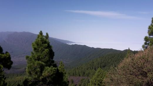 La Palma tolle Aussicht