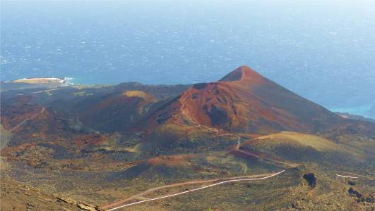 La Palma Vulkan Teneguia