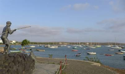 CV Sal Blick über die Bucht