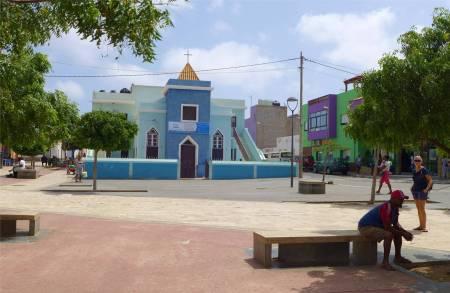 CV Sal Espargo Kirche