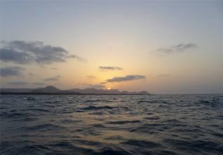 CV Sao Vicente Sonnenuntergang
