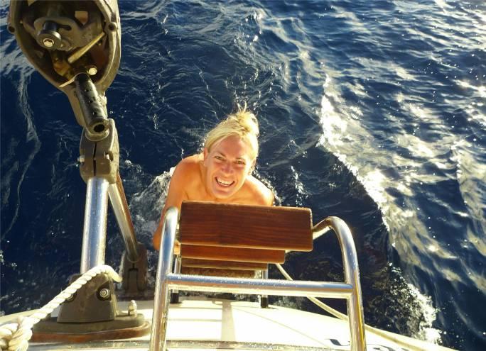 Atlantik Bad 5000m Wasser