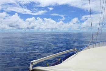 Atlantik überhaupt kein Wind