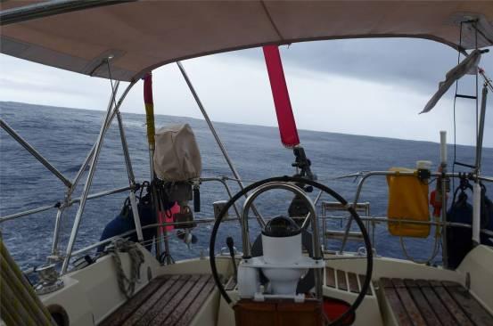 Atlantik es regnet