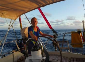 Atlantik Inga ein bisschen muede