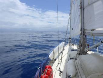 Atlantik kein Wind