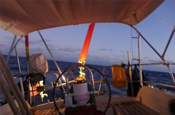 Atlantik Ursel steuert