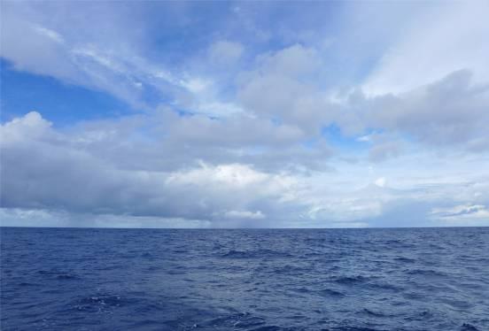 Atlantik Wolken 1