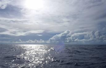 Atlantik Wolken 2