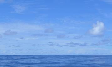 Atlantik Wolken 9