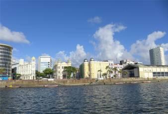 Recife erster Eindruck