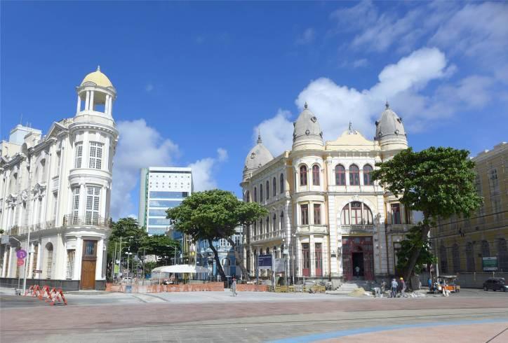 Recife ganz schoen huebsch