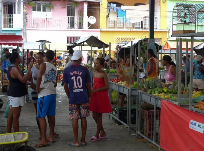 Maragogipe Markttag