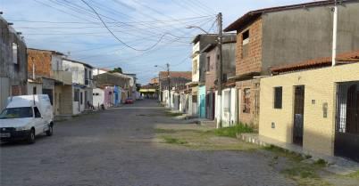 Maragogipe sehr viele freie Parkplätze