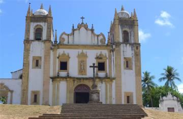 Olinda Kirche am Praca da Carmo