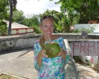 Olinda Kokosnusspause