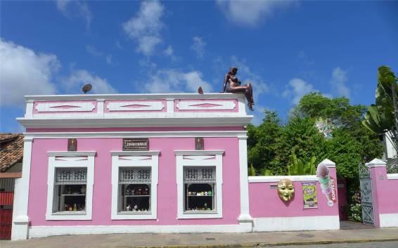Olinda rosa Museum