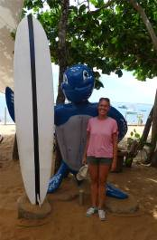 Praia do Forte Surfkröte