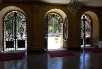 Recife Gouverneurspalast Eingangshalle