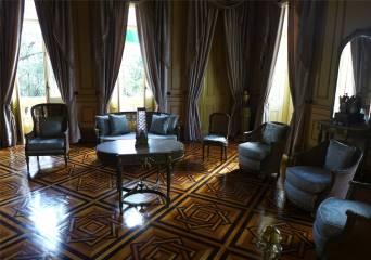 Recife Gouverneurspalast Herrenzimmer