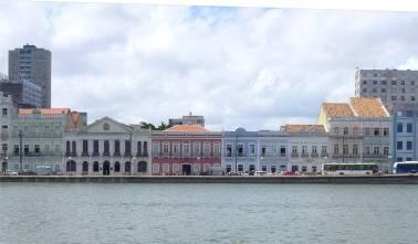 Recife schoene Haeuser