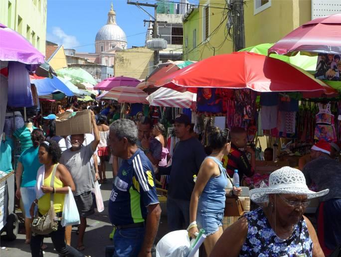 Recife shopping in Santo Antonio