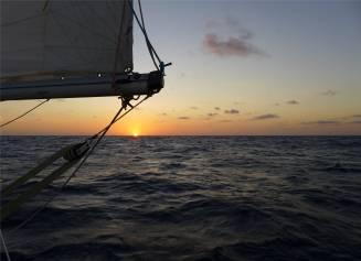 Recife Sonnenuntergang