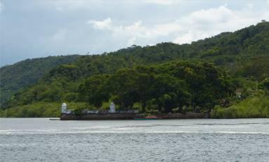 Rio Paraguacu altes Fort