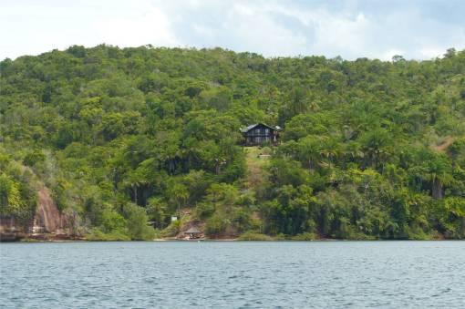 Rio Paraguacu hübsches Ferienhaus