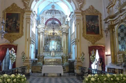 Salvador Kirche San Francisco de Asis im Kloster Sao Fransisco