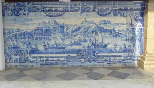 Salvador Kloster Sao Francisco schöne Azulejos
