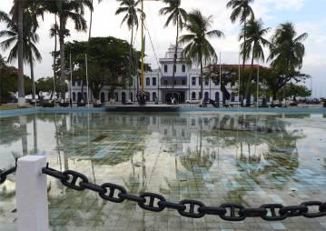 Salvador Marine Stützpunkt