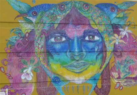 Salvador Wandkunst