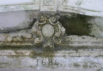 Sao Francisco das Kloster wurde 1686 erbaut