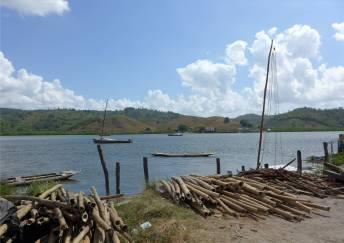 Am Rio Paraguacu