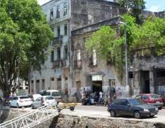Cachoeira Büro und Werkstatt der drei Freunde