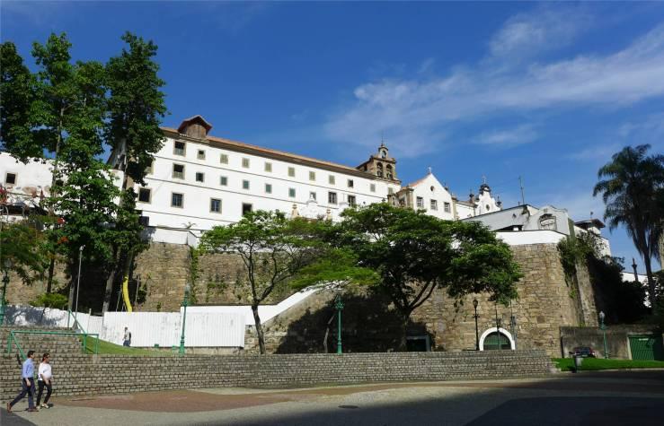 Rio auch hier gibt es viele Kirchen