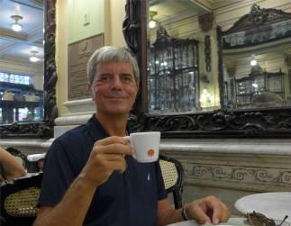 Rio Confeiteria Colombo Nobbi und der doppelte Espresso