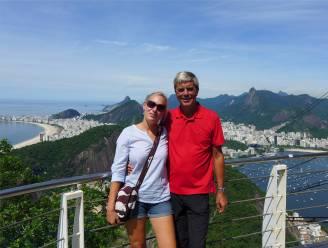 Rio Gruppenfoto auf dem Zuckerhut