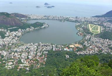 Rio Lagoa und Ipanema