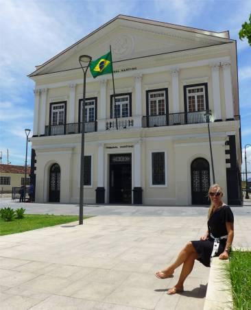 Rio mit goldenen Schuhen