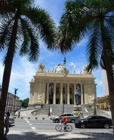 Rio Palacio Tridentes außen