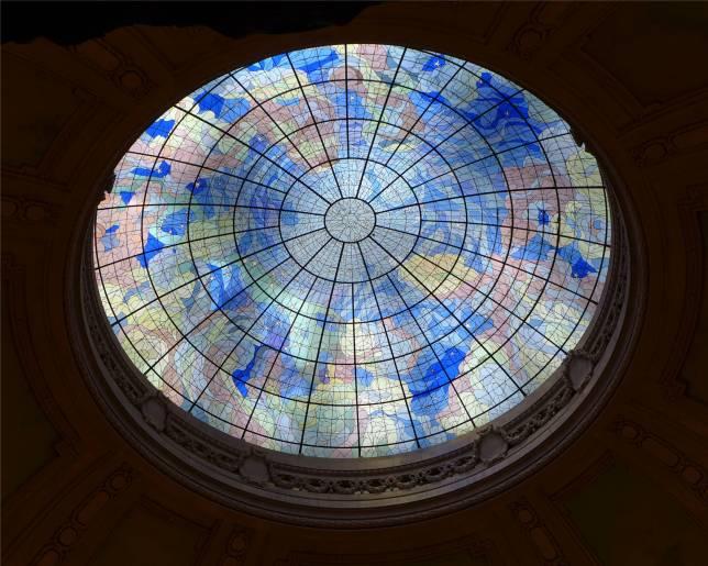 Rio Palacio Tridentes Glaskuppel