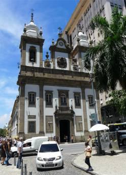 Rio und noch eine Kirche