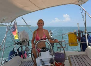 Salvador segeln macht Spass