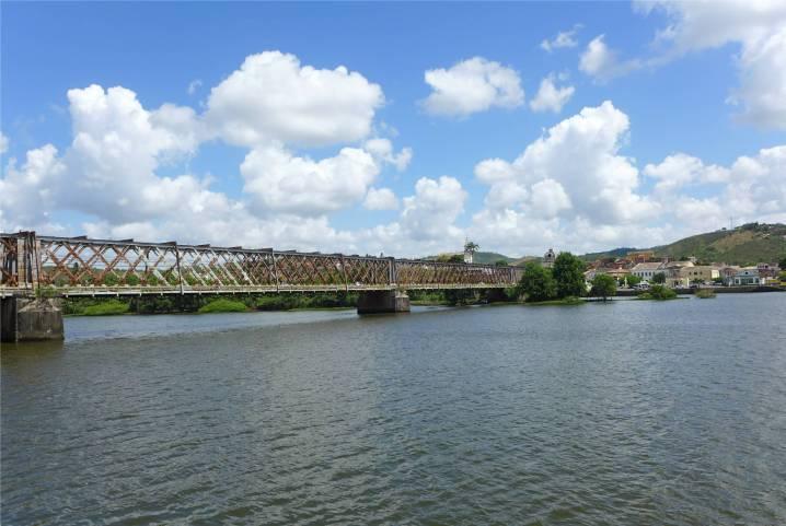 Sao Felix Nilbrücke